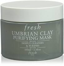 Fresh Umbrian Clay Purifying Mask, for Normal To Oily Skin, 3.3 Ounce - $94.63
