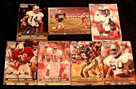 NFL Pro Set Awards Football Trading Cards AA20-FTC3027