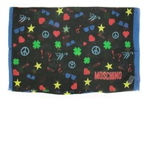 Unisex Scarf modal MOSCHINO Abstract  0616 - ₹4,621.88 INR