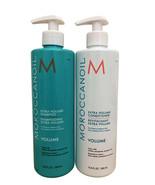 Moroccanoil Extra Volume Shampoo & Conditioner DUO 16.9 OZ Each - $59.79