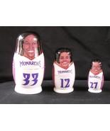 WNBA Babooshkah Nesting Doll Sacramento Monarch... - $24.99