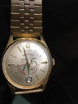 Vintage Rare Men's Watch 75th Jubilee 1963 loyal order Moose P.A.P lodge... - $129.99