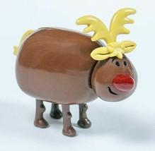 THE SUPER DOOPER REINDEER POOPER JELLY BEAN DISPENSER CANDY CHRISTMAS NO... - $6.92