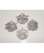 4 Concordia University WI  Andrew Schumann  Pewter Ornaments - $41.99