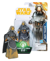 Star Wars Force Link 2.0 Quay Tolsite 3.75-Inch Figure New in Package - $19.88