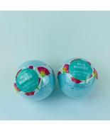 2-Pack Bath & Body Works HELLO BEAUTIFUL Bath Bomb Fizzy Ball 4.6 oz Rose - $13.81