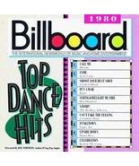 Billboard Top Dance: 1980 [Audio CD] Various Artists - $16.83