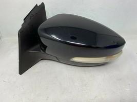 2012-2014 Ford Focus Driver Side View Power Door Mirror Black OEM G227002 - $86.62