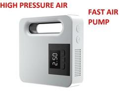High Pressure Fast Car Air Compressor 12V Protable Electric Car Tire Inf... - $34.64