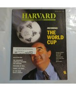 Harvard Magazine 1994 May The World Cup Seamus Malin Tommy Lee Jones S3 - $39.99