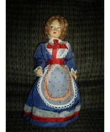 Vintage Collector Doll Made in Italy, 9