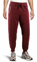 Men's Athletic Running Sport Workout Fitness Gym Zip Pocket Jogger Sweat Pants image 13