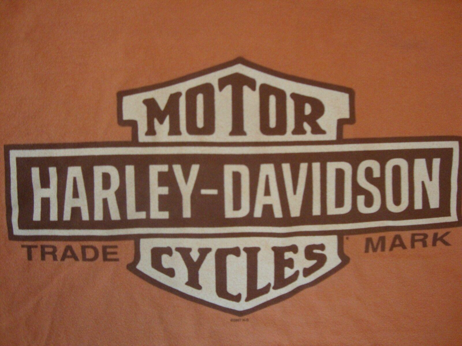 Harley-Davidson Motorcycles Daytona Beach, Florida t shirt Size XL  image 3