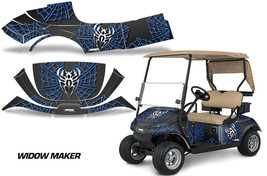 Golf Cart Graphics Kit Decal Sticker Wrap For EZ-Go TXT 2014-2018 WIDOW ... - $297.95