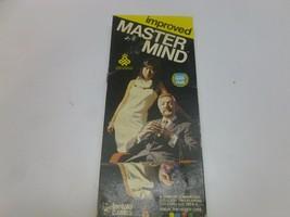 Vtg Strategy Game Improved Master Mind Invicta Parts - $12.99