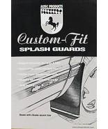 NEW 1995-2005 Chevy Blazer S10 Custom Fit Rear Mud Flaps Splash Guards U... - $23.55