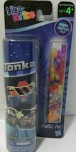 New Hasbro Lite Brite Tonka Refill Set 50 Pegs 8 Patterns New/sealed! - $7.83
