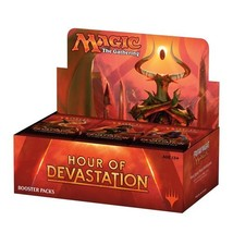 Magic: The Gathering 15088 Hour of Devastation Card Booster Box - $103.58