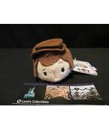 "Disney Store Authentic USA Woody Toy Story Tsum Tsum 3.5"" plush mini stu... - $22.22"