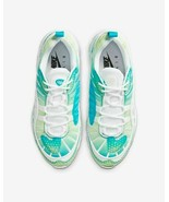 Nike Air Max 98 SE Bubble Oracle Aqua White CI7379-300 Multiple Sizes ne... - $59.99