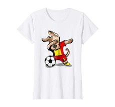 New Shirts - Dog Dabbing Soccer Belgium Jersey Shirt Belgian Football Tee Wowen - $19.95+