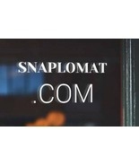 NR Domain Auction / SNAPLOMAT .COM / Website, Internet Business Brand / ... - $54.81