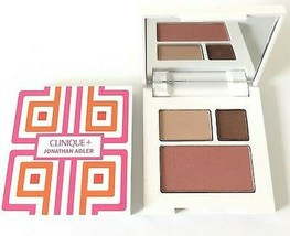 CLINIQUE+ Jonathan Adler ~ All About Shadow Duo & Blushing Blush Powder ... - $7.80