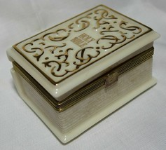 Lenox Porcelain The Holy Bible Treasure Box - $21.29