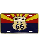 Arizona License Plate (Route 66) - $7.74