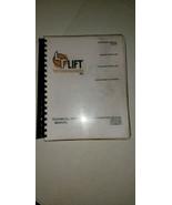 Lift Technologies Vacuum Lift Technical Service Manual - $448.61
