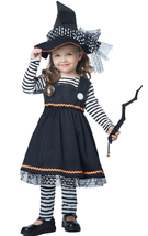 Crafty Little Witch Costume - Toddler - $19.99