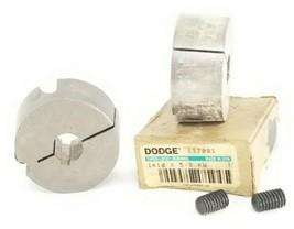 LOT OF 2 NEW DODGE 117081 TAPER-LOCK BUSHING 1610 x 5/8 KW image 2
