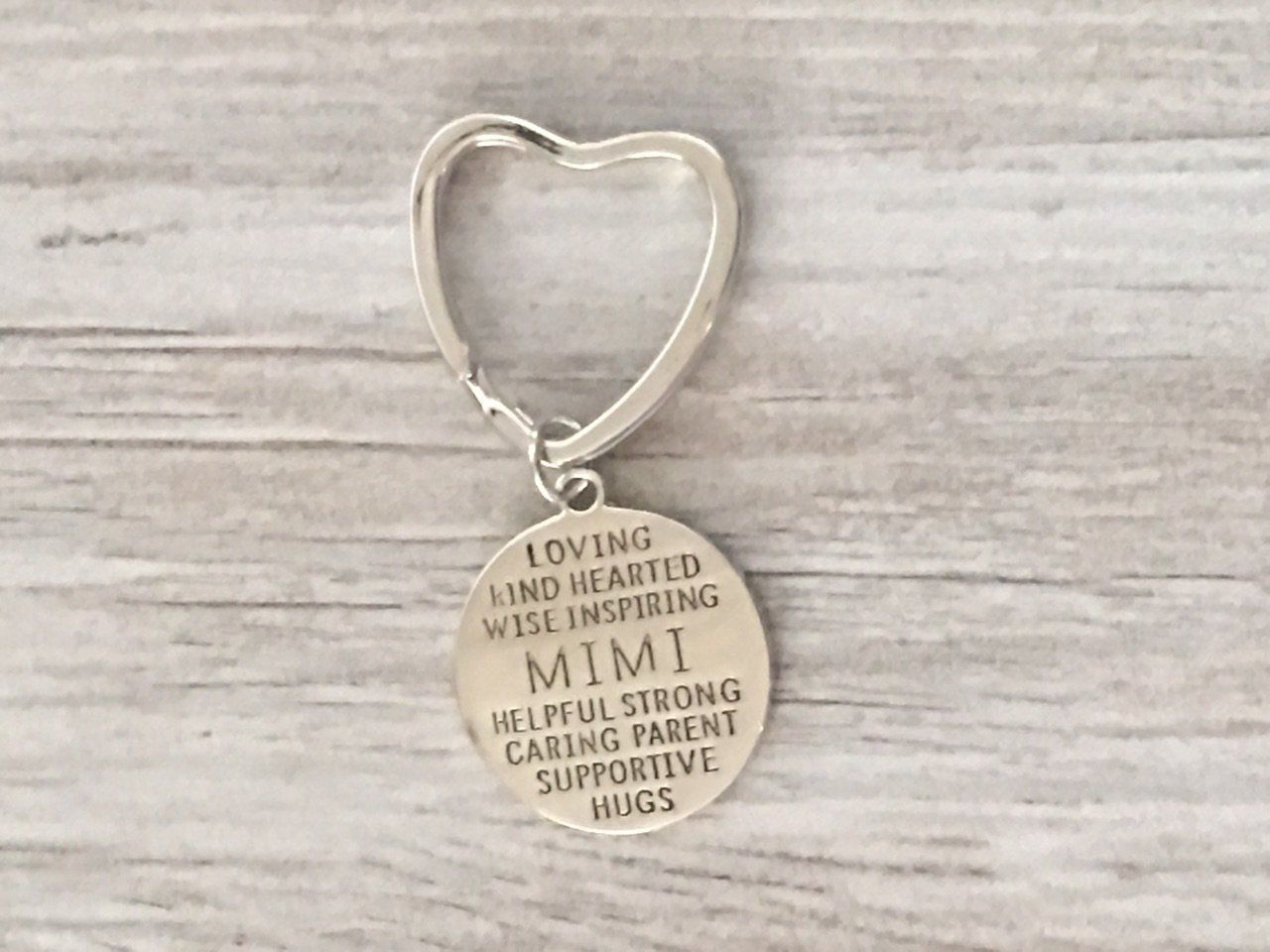 mimi keychain mimi gift grandma jewelry and 50 similar items