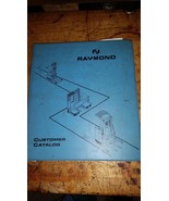 Raymond 20b fork lift truck Owner Operator Manual parts catalog book guide - $48.51