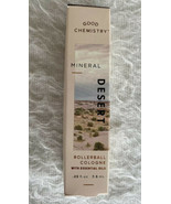 Mineral Desert Rollerball Good Chemistry Perfume W/Essential Oils .25 Fl... - $19.60