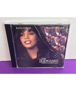 The Bodyguard Soundtrack CD Whitney Houston Clive Davis - $3.99