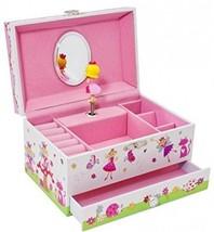 Lucy Locket Enchanted Fairy Kids Musical Jewelry Box - Glittery Kids Mus... - $37.82