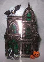 Bath & Body Works Wallflower Diffuser Plug Light bat cat Halloween Haunted House - $39.99