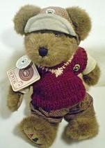 Boyds Bear TJ Best Dressed Golf Golfer Teddy Putter T. Parfore Style 918... - $18.00