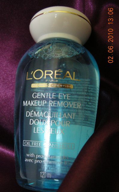 LOREAL PARIS DERMO EXPERTISE GENTLE EYE MAKE UP REMOVER Bonanza