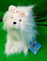 Webkinz Lil' Kinz Yorkie White Dog New Sealed Code - $14.84