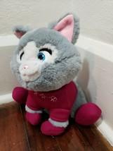 "Disney Store 9"" Kitten Cat Plush from Olaf's Frozen Adventure image 2"