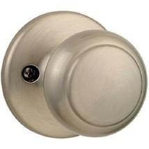 Kwikset 488CV Cove Reversible Non-Turning One-Sided Dummy Door Knob Sati... - $10.00