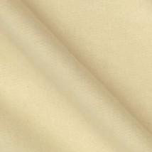 Michael Miller Fleece Organic Sweatshirt Natural Fabric by The Yard - $31.31