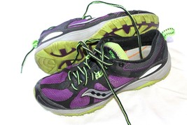 SAUCONY  Trail  Running  Shoes  Grid   ADAPT  SIZE 9.5  EUR 41  SNEAKERS - $19.80
