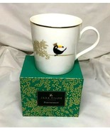 Portmeirion Sara Miller Piccadilly Toucan Mug 340ml NOB - $18.28