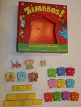Zimbbos Elephantastic Pirámides Juego Blue Orange Games Elefante Completo Madera - $15.05