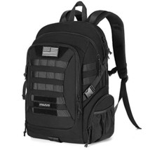 MOSISO Tactical Backpack, 2-Layer Multifuntional Large Molle Rucksack Da... - $60.32