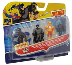 Justice League Mighty Minis Figures Mr Freeze Batman Firestorm - $9.00