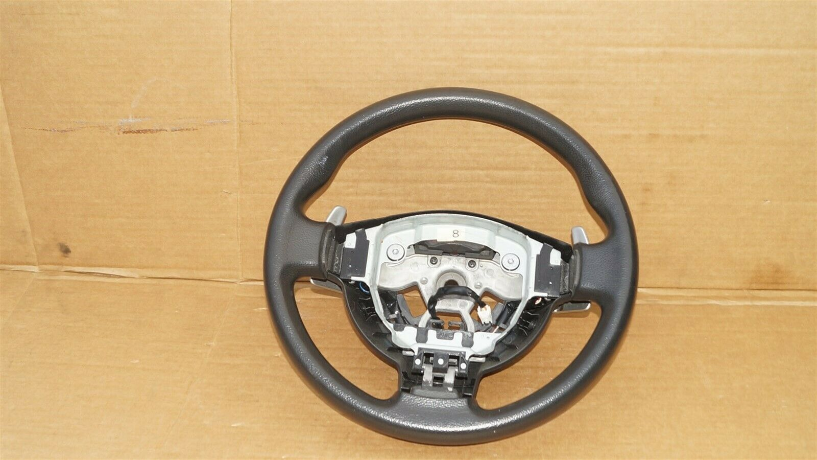 08-13 Nissan Rogue Krom Steering Wheel W/ Shift Paddles